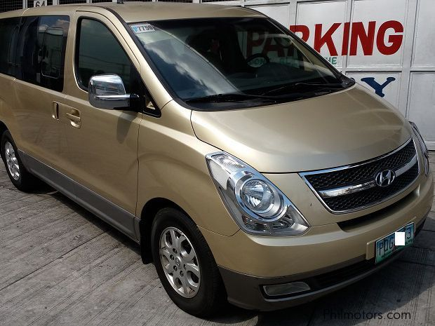 Used hyundai grand starex gold crdi vgt 2011 grand Grand motors used cars