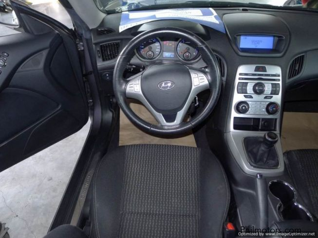 Used Hyundai Genesis Coupe 2 0 Turbo 2011 Genesis Coupe