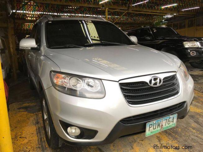 Used Hyundai Santa Fe 2011 Santa Fe For Sale Quezon