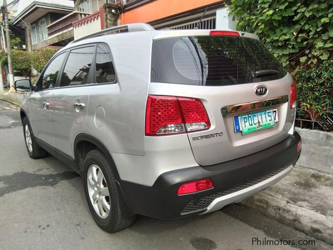 used kia sorento 2011 sorento for sale bulacan kia. Black Bedroom Furniture Sets. Home Design Ideas