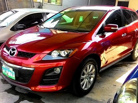 used mazda cx 7 2011 cx 7 for sale quezon city mazda. Black Bedroom Furniture Sets. Home Design Ideas
