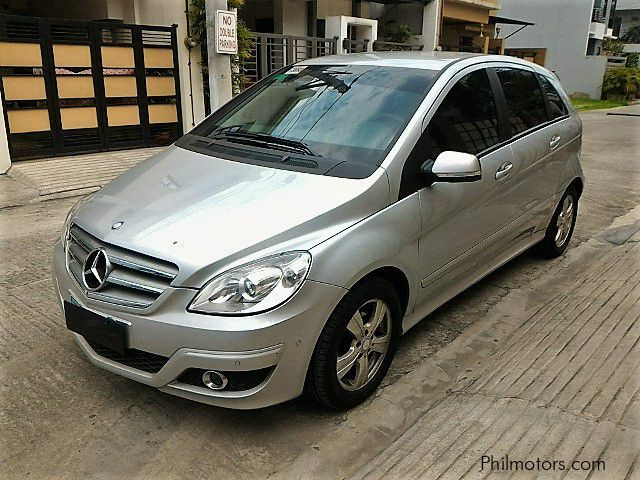 Used Mercedes Benz B160 2011 B160 For Sale Quezon City
