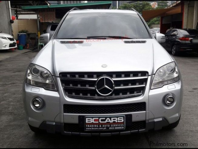 Used Mercedes Benz Ml350 2011 Ml350 For Sale Pasig