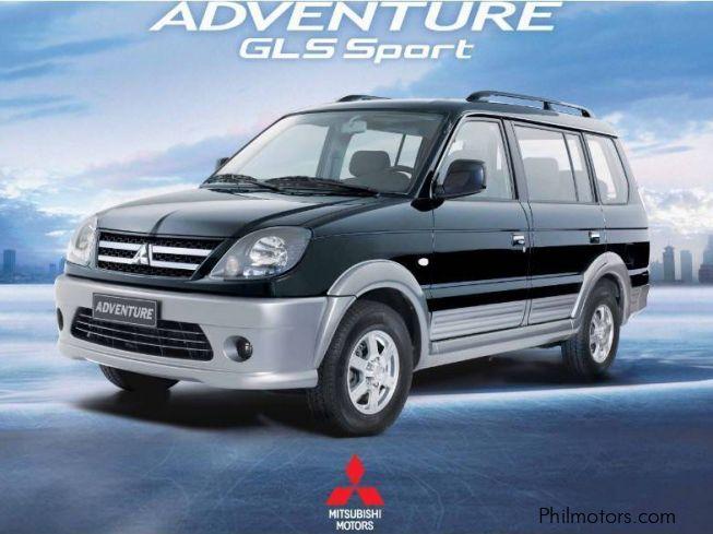 New Mitsubishi Adventure Gls Sport 2011 Adventure Gls