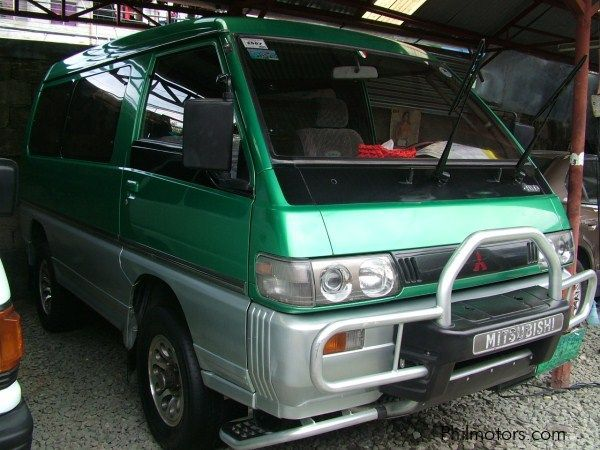 Used Mitsubishi Delica Van | 2011 Delica Van for sale ...