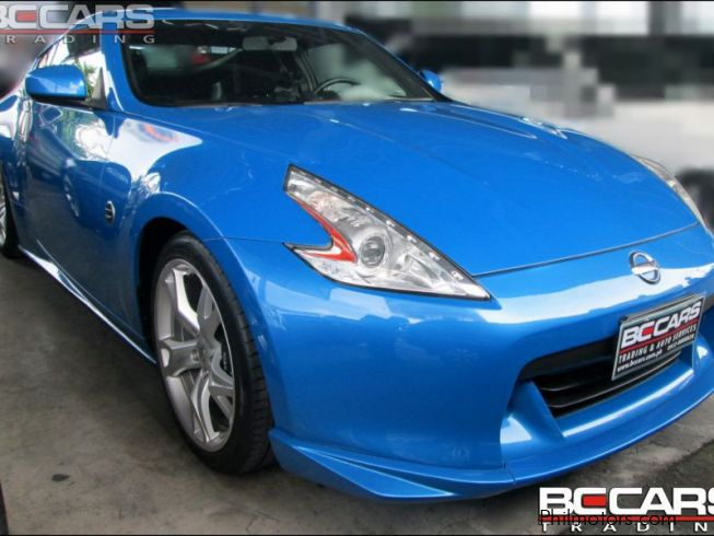Used Nissan 370z 2011 370z For Sale Pasig City Nissan