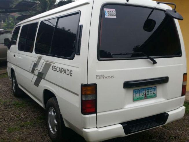 Used Nissan urvan escapade | 2011 urvan escapade for sale ...