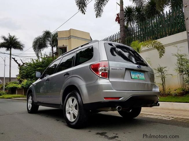 Used subaru forester 2011 forester for sale batangas for Used subaru motors for sale