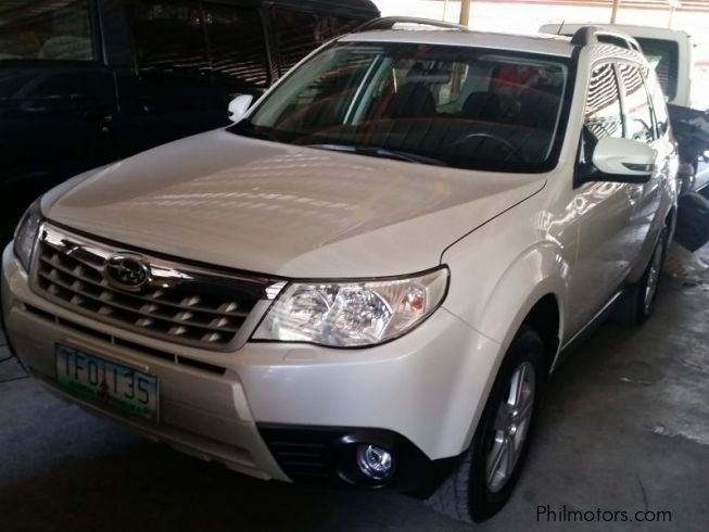 Used subaru forester 2011 forester for sale pasig city for Used subaru motors for sale