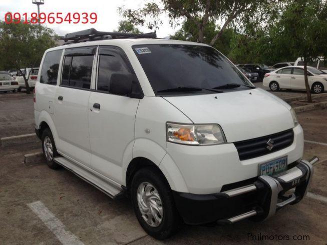 Used Suzuki Apv 2011 Apv For Sale Quezon Suzuki Apv