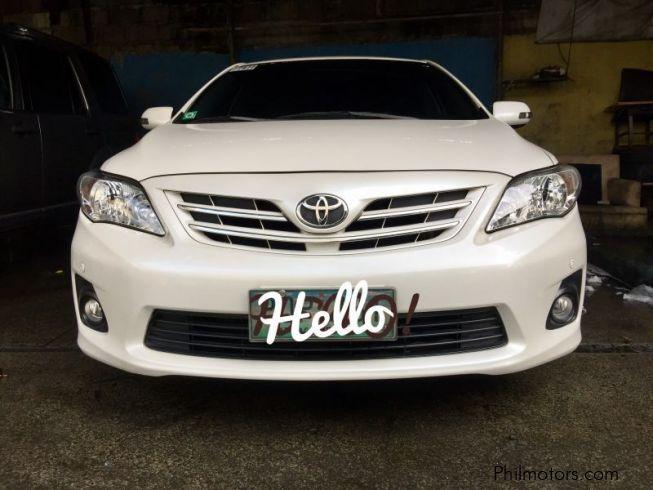 Used Toyota Altis V 2011 Altis V For Sale Quezon City
