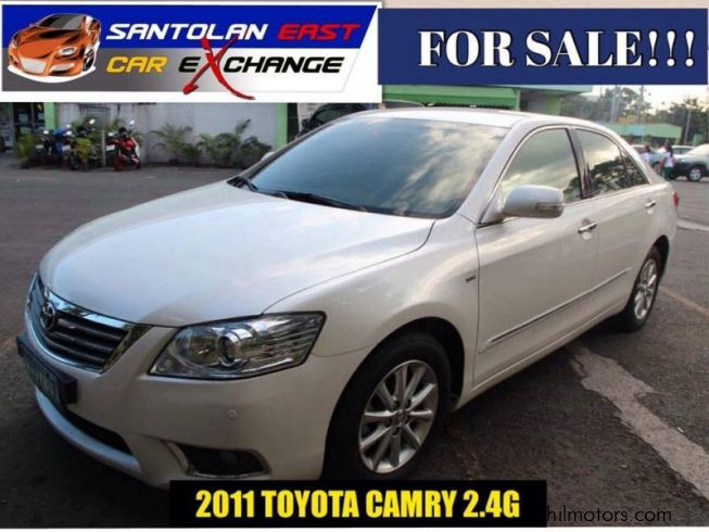 Used Toyota Camry | 2011 Camry for sale | Pasig City ...