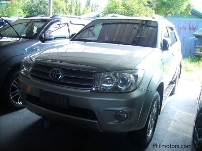 Used Toyota Fortuner 2011 Fortuner For Sale Pasay City Toyota Fortuner Sales Toyota
