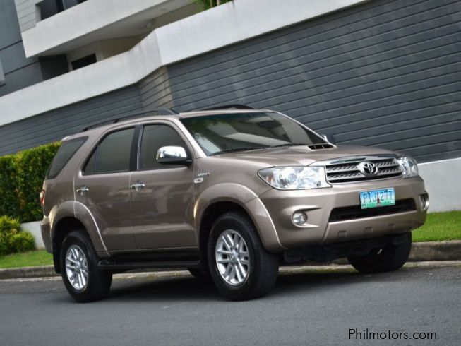 Used Toyota Fortuner | 2011 Fortuner for sale | Quezon ...