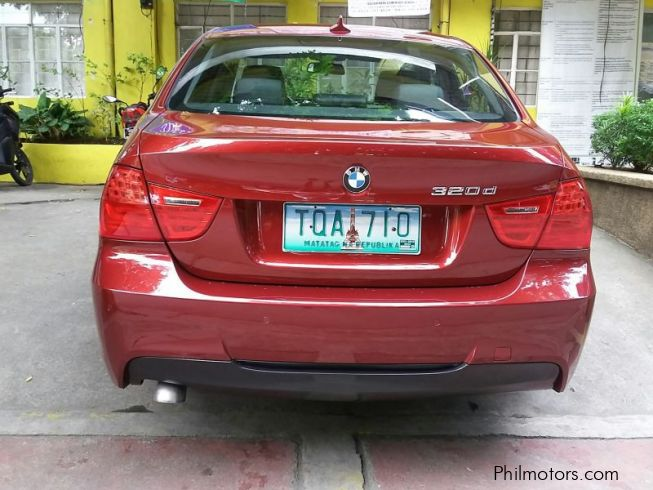 BMW 320d in Philippines