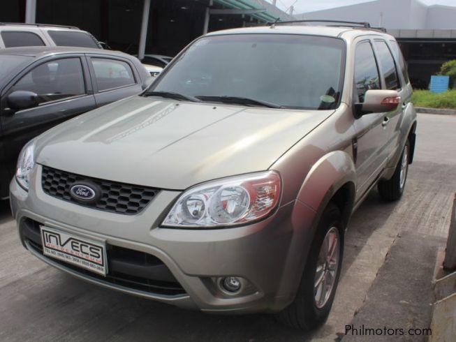 Used Ford Escape 2012 Escape For Sale Pampanga Ford