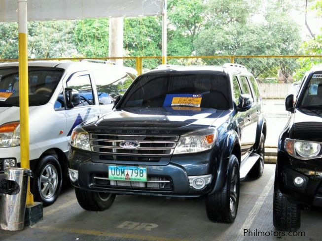 Used ford everest 2012 everest for sale marikina city for Phil long ford used cars motor city