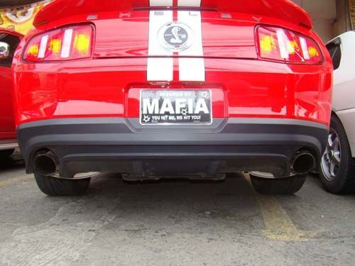 New Ford Mustang Shelby GT500 | 2012 Mustang Shelby GT500 ...