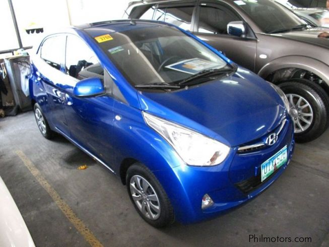 Used Hyundai Eon 2012 Eon For Sale Pasig City Hyundai