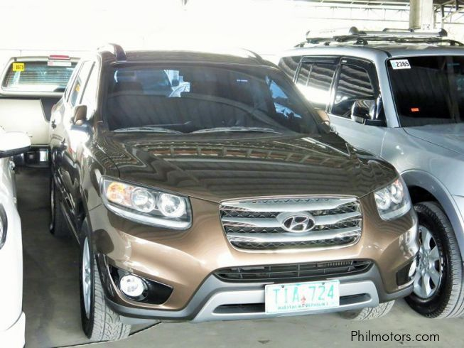 used hyundai santa fe 2012 santa fe for sale makati city hyundai santa fe sales hyundai. Black Bedroom Furniture Sets. Home Design Ideas