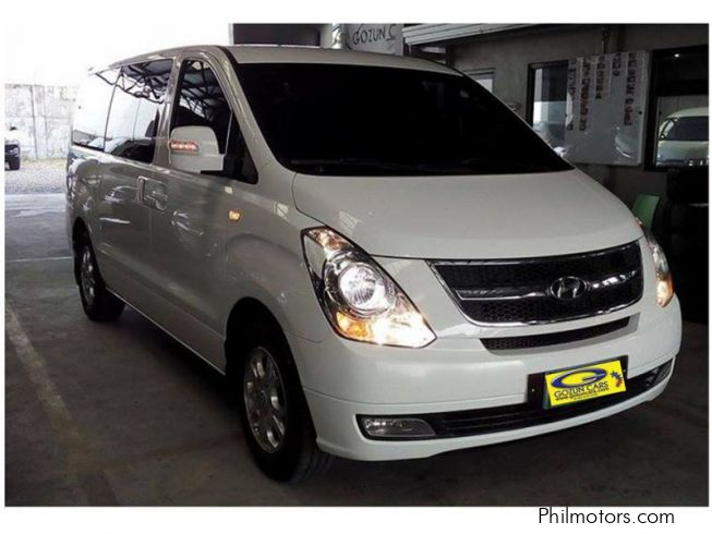 Used Hyundai Starex 2012 Starex For Sale Pampanga
