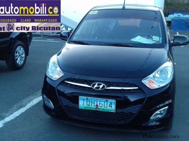 Used Hyundai I10 2012 I10 For Sale Paranaque City