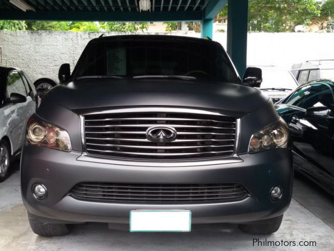 used infiniti qx56 2012 qx56 for sale paranaque city infiniti qx56 sales infiniti qx56. Black Bedroom Furniture Sets. Home Design Ideas