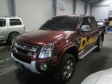 Used Isuzu D-Max | 2012 D-Max for sale | Las Pinas City ...
