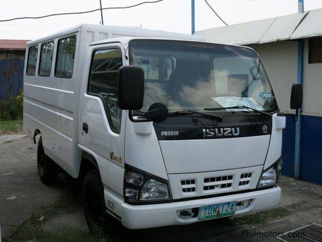 Used Isuzu NPR Van   2012 NPR Van for sale   Pasay City ...