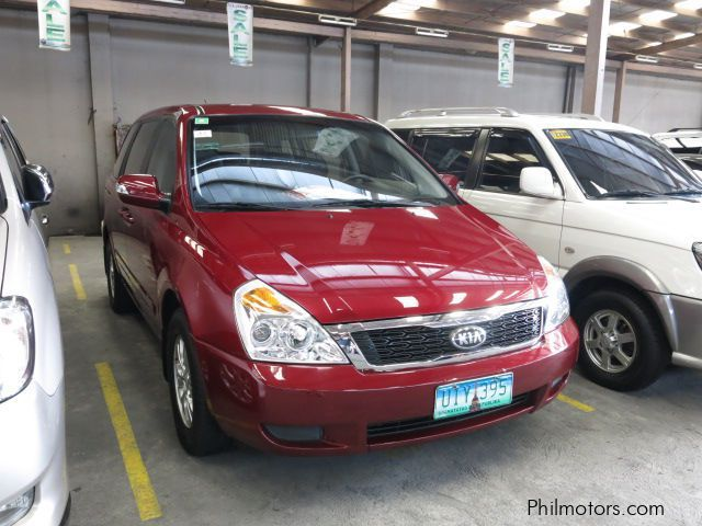 Used Kia Carnival 2012 Carnival For Sale Quezon City