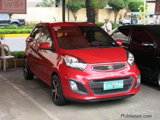 Used Kia Picanto 2012 Picanto For Sale Rizal Kia