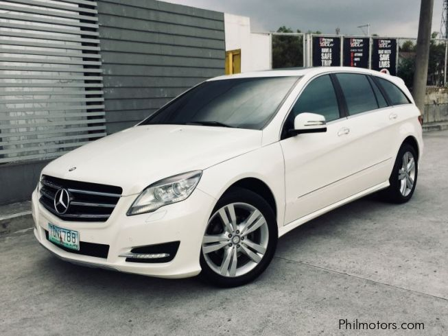 Used Mercedes-Benz R350 | 2012 R350 for sale | Quezon City ...
