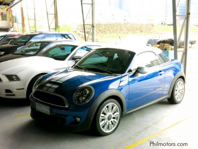 Used mini cooper 2012 cooper for sale pasig city mini for Cooper motors used cars