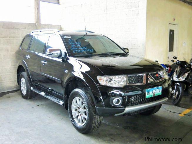 Used Mitsubishi Montero Sport | 2012 Montero Sport for sale | Pasig City Mitsubishi Montero ...