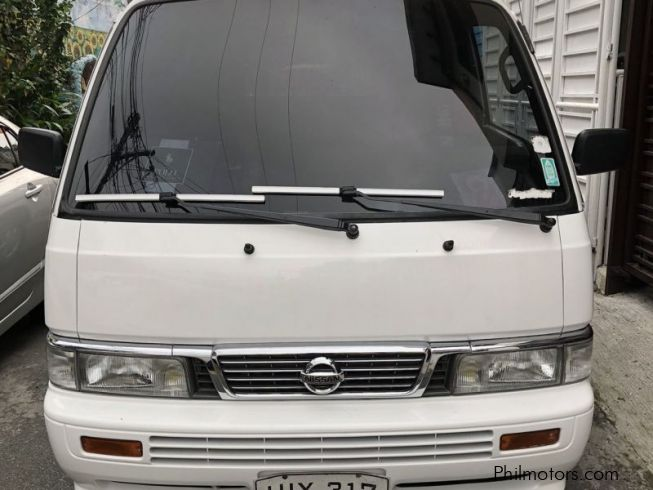 Nissan Urvan escapade in Philippines