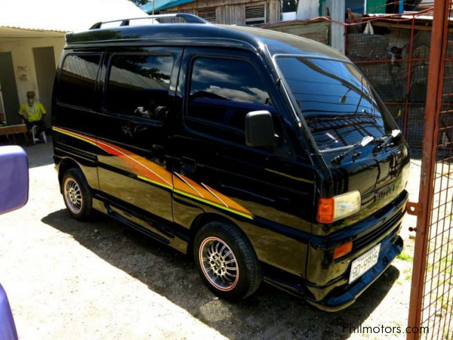 Used Suzuki Multicab Van | 2012 Multicab Van for sale ...