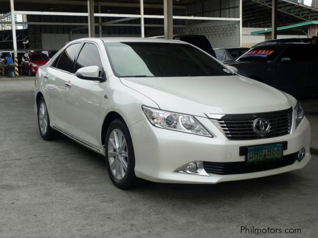 Used Toyota Camry 2.5G | 2012 Camry 2.5G for sale | Pasig ...