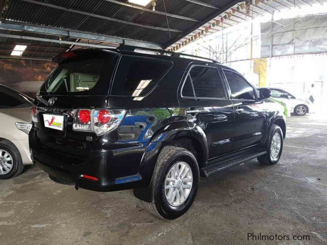 Used Toyota Fortuner | 2012 Fortuner for sale | Davao Del ...