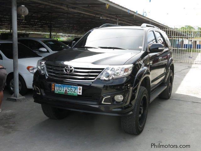 Used Toyota Fortuner 2012 Fortuner For Sale Pasay City Toyota Fortuner Sales Toyota