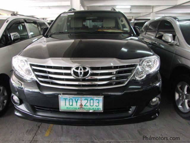 used toyota fortuner g diesel automatic 2012 fortuner g diesel automatic for sale makati. Black Bedroom Furniture Sets. Home Design Ideas