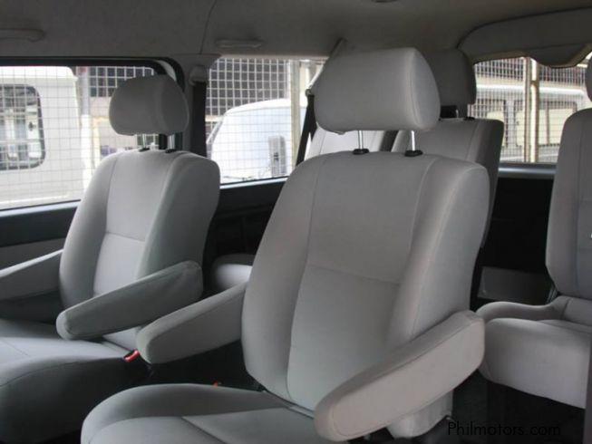 Used Toyota Hiace 2012 Hiace For Sale Pampanga Toyota