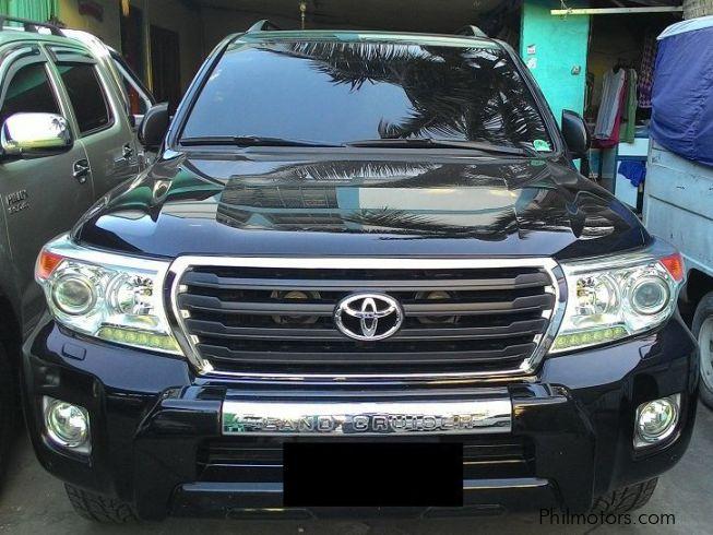 Metro Auto Sales >> Used Toyota Land Cruiser GXR Dubai | 2012 Land Cruiser GXR Dubai for sale | Quezon City Toyota ...