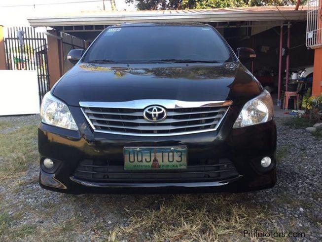 Used Toyota innova G | 2012 innova G for sale | Makati ...