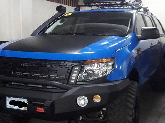 Ford  ranger in Philippines