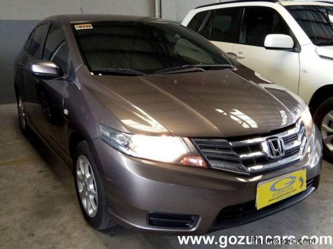 Fuel Efficient Used Cars >> Used Honda City | 2013 City for sale | Pampanga Honda City ...