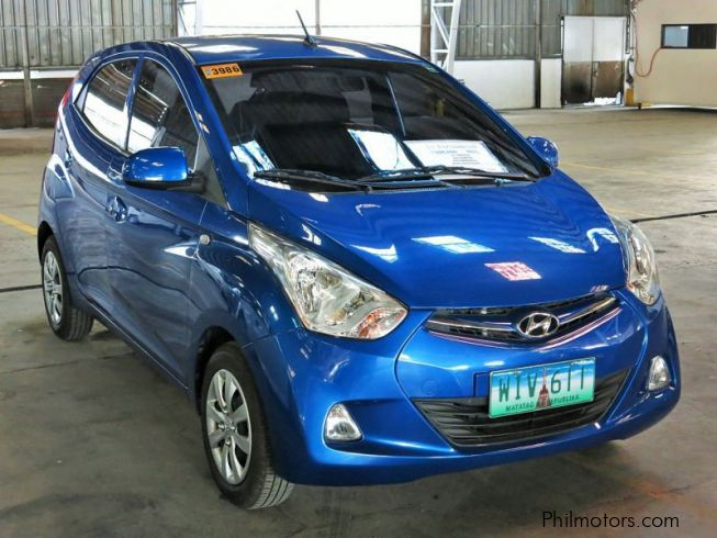 Used Hyundai Eon 2013 Eon For Sale Pasig City Hyundai