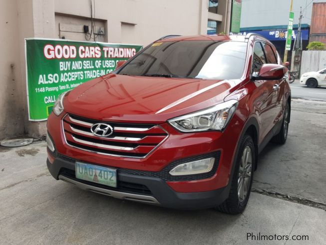 used hyundai santa fe 2013 santa fe for sale makati city hyundai santa fe sales hyundai. Black Bedroom Furniture Sets. Home Design Ideas