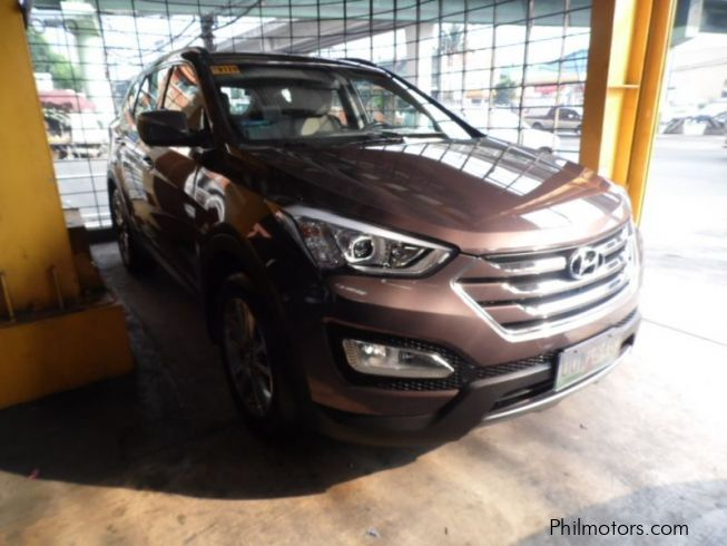 used hyundai santa fe 2013 santa fe for sale quezon city hyundai santa fe sales hyundai. Black Bedroom Furniture Sets. Home Design Ideas
