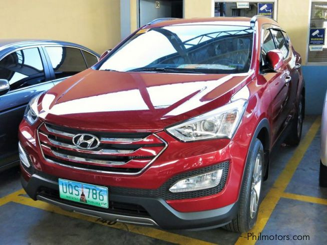 used hyundai santa fe 2013 santa fe for sale pasig city hyundai santa fe sales hyundai. Black Bedroom Furniture Sets. Home Design Ideas