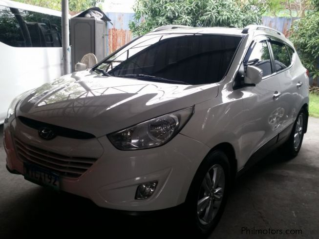 Used Hyundai Tucson 2013 Tucson For Sale Pasay City